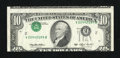 Error Notes:Inverted Third Printings, Fr. 2030-B $10 1993 Federal Reserve Note. Very Fine.. ...