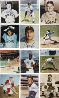 """Autographs:Photos, Baseball Stars and Hall of Famers Signed Photographs Lot of 12.Stellar dozen signed 8x10"""" photographs that we present here..."""