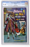Bronze Age (1970-1979):Horror, Ripley's Believe It Or Not #41 Don Rosa Collection pedigree (GoldKey, 1973) CGC NM 9.4 White pages....