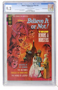 Bronze Age (1970-1979):Horror, Ripley's Believe It Or Not #26 Don Rosa Collection pedigree (GoldKey, 1971) CGC NM- 9.2 Off-white to white pages....