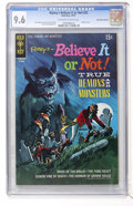Bronze Age (1970-1979):Horror, Ripley's Believe It Or Not #22 Don Rosa Collection pedigree (GoldKey, 1970) CGC NM+ 9.6 Off-white to white pages....