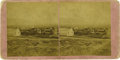 Photography:Stereo Cards, Lot of two Salt Lake City, Utah Territory Stereoviews ca 1860s - ...