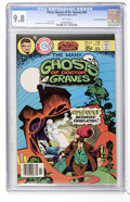 Bronze Age (1970-1979):Horror, Many Ghosts of Dr. Graves #63 Don Rosa Collection pedigree(Charlton, 1978) CGC NM/MT 9.8 White pages....