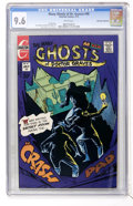 Bronze Age (1970-1979):Horror, Many Ghosts of Dr. Graves #40 Don Rosa Collection pedigree (Charlton, 1973) CGC NM+ 9.6 White pages....