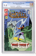 Bronze Age (1970-1979):Horror, Many Ghosts of Dr. Graves #38 Don Rosa Collection pedigree(Charlton, 1973) CGC NM 9.4 White pages....
