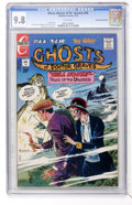 Bronze Age (1970-1979):Horror, Many Ghosts of Dr. Graves #36 Don Rosa Collection pedigree(Charlton, 1973) CGC NM/MT 9.8 White pages....
