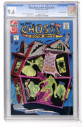 Bronze Age (1970-1979):Horror, Many Ghosts of Dr. Graves #34 Don Rosa Collection pedigree(Charlton, 1972) CGC NM+ 9.6 Off-white to white pages....