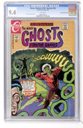 Bronze Age (1970-1979):Horror, Many Ghosts of Dr. Graves #26 Don Rosa Collection pedigree(Charlton, 1971) CGC NM 9.4 White pages....