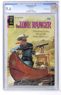 Bronze Age (1970-1979):Western, Lone Ranger #18 Don Rosa Collection pedigree (Gold Key, 1974) CGC NM+ 9.6 White pages....