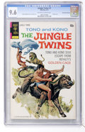 Bronze Age (1970-1979):Adventure, The Jungle Twins #5 Don Rosa Collection pedigree (Gold Key/Whitman, 1973) CGC NM+ 9.6 Off-white to white pages....