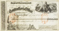 Western Expansion:Goldrush, 1855 Check from the California Controller's Office. ...