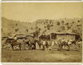 Photography:Cabinet Photos, Turn of the Century Southwestern Homesteaders. ...