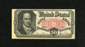 Fractional Currency:Fifth Issue, Fr. 1381 50c Fifth Issue About New. This Crawford note has a singlefold....