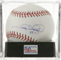 "Autographs:Baseballs, Gary Sheffield ""#11"" Single Signed Baseball, PSA Gem Mint 10.Perfect example of Sheff's single offered here, with the play..."
