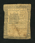 Colonial Notes:Delaware, Delaware May 1, 1777 2s/6d Very Good....
