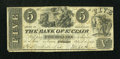 Obsoletes By State:Michigan, St. Clair, MI- Bank of St. Clair at Detroit Branch $5 April 4, 1844 G32 Bowen 6. ...
