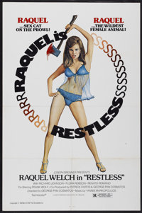 "Restless (Joseph Brenner Associates, 1978). One Sheet (27"" X 41""). Drama"