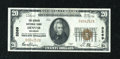 National Bank Notes:Colorado, Denver, CO - $20 1929 Ty. 1 The Denver NB Ch. # 3269. ...