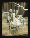 Movie/TV Memorabilia:Photos, Marilyn Monroe, Betty Grable, and Lauren Bacall How to Marry aMillionaire Photo by Jean Howard. ...
