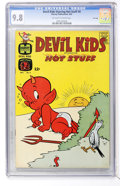Silver Age (1956-1969):Humor, Devil Kids #8 File Copy (Harvey, 1963) CGC NM/MT 9.8 Off-white to white pages....