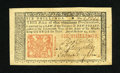 Colonial Notes:New Jersey, New Jersey March 25, 1776 6s Gem New....