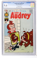 Bronze Age (1970-1979):Cartoon Character, Playful Little Audrey #86 File Copy (Harvey, 1970) CGC NM+ 9.6Off-white to white pages....