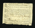 Colonial Notes:North Carolina, North Carolina December, 1768 40s Very Fine....