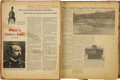 Military & Patriotic:Indian Wars, General George A. Custer Newspaper Archive, 1950s & 1960s,...