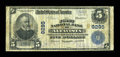 National Bank Notes:Virginia, Altavista, VA - $5 1902 Plain Back Fr. 600 The First NB Ch. # 9295....