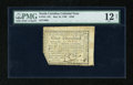 Colonial Notes:North Carolina, North Carolina May 10, 1780 $100 PMG Fine Net 12....