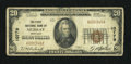National Bank Notes:Kentucky, Murray, KY - $20 1929 Ty. 1 The First NB Ch. # 10779. ...
