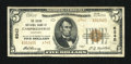 National Bank Notes:Kentucky, Campbellsville, KY - $5 1929 Ty. 2 The Taylor NB Ch. # 6342. ...