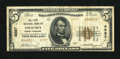 National Bank Notes:North Carolina, Hickory, NC - $5 1929 Ty. 2 The First NB Ch. # 4597. ...