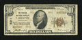 National Bank Notes:Pennsylvania, Tarentum, PA - $10 1929 Ty. 2 The Peoples NB Ch. # 5351. ...