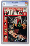 Golden Age (1938-1955):Horror, Psychoanalysis #3 (EC, 1955) CGC VF/NM 9.0 Off-white to whitepages....
