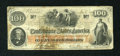Confederate Notes:1862 Issues, T41 $100 1862.. ...
