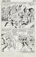 Original Comic Art:Panel Pages, Jack Kirby and Vince Colletta Thor #130 page 3 Original Art(Marvel, 1966)....