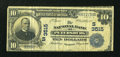 National Bank Notes:Virginia, Petersburg, VA - $10 1902 Plain Back Fr. 625 The NB of PetersburgCh. # (S)3515. ...