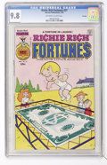 Bronze Age (1970-1979):Humor, Richie Rich Fortunes #27 File Copy (Harvey, 1976) CGC NM/MT 9.8Off-white to white pages....