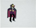 animation art:Production Drawing, Vampire Animation Production Cel Original Art (undated)....