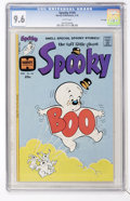 Bronze Age (1970-1979):Humor, Spooky #149 File Copy (Harvey, 1976) CGC NM+ 9.6 White pages....