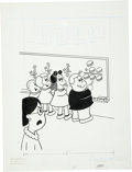 Original Comic Art:Covers, Hy Eisman (attributed) - Little Lulu Cover Original Art, Group of 3(Whitman, 1980-1982).... (Total: 3 Items)