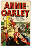 Golden Age (1938-1955):Humor, Annie Oakley #2 (Timely/Atlas, 1948) Condition: VF-....