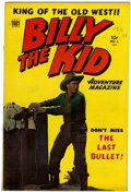 Golden Age (1938-1955):Western, Billy the Kid Adventure Magazine #3 New Hampshire pedigree (Toby Publishing, 1951) Condition: FN/VF....