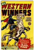 Golden Age (1938-1955):Western, All Western Winners #3 Mile High pedigree (Marvel, 1949) Condition: VG/FN....