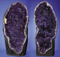 Minerals:Museum Specimens, HUGE HUMONGOUS AMETHYST GEODES. ... (Total: 2 Items)