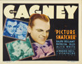 """Movie Posters:Crime, Picture Snatcher (Warner Brothers, 1933). Title Lobby Card (11"""" X14"""")...."""
