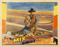 "Movie Posters:Western, The Rider of Death Valley (Universal, 1932). Lobby Card (11"" X 14"")...."