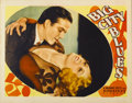 "Movie Posters:Crime, Big City Blues (Warner Brothers, 1932). Lobby Cards (2) (11"" X14"").... (Total: 2 Items)"