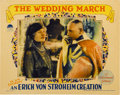 "Movie Posters:Drama, The Wedding March (Paramount, 1928). Lobby Card (11"" X 14"")...."